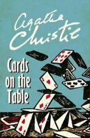Cards on the Table by Agatha Christie 9780008164898 | Brand New