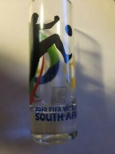 2010 Fifa World Cup South Africa Shot Glass