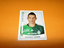 433 C. LANDRIN AS SAINT-ETIENNE ASSE VERTS PANINI FOOT 2011 FOOTBALL 2010-2011