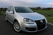 2007 Volkswagen Golf 1.4 TSI GT SPORT DSG low miles only 5,000 miles! Like new!