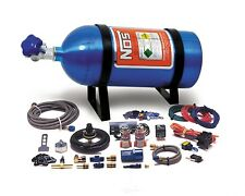 Nitrous Oxide Injection System Kit-Ford EFI Nitrous System fits 86-95 Mustang V8
