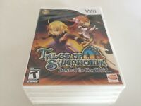 Tales of Symphonia: Dawn of the New World (Nintendo Wii, 2008) Wii NEW!