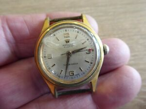 VINTAGE ROAMER 17 JEWELS GENTS WRISTWATCH