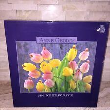 ANNE GEDDES 550 PIECE JIGSAW PUZZLE CEACO 2312-11