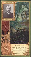 Chromo. Lefèvre-Utile. Gabriel Bonvalot. Explorateur. Tibet