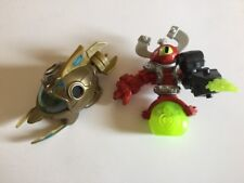 McDonald's Skylanders Super Chargers #4 GILL GRUNT Swap Force #5 MAGNA CHARGE