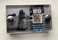 Mini Display - Doctor Who 1960's Shawcraft Dalek Fibreglassing Matting Piece
