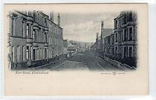 KERR STREET, KIRKINTILLOCH: Dunbartonshire postcard (C14604)
