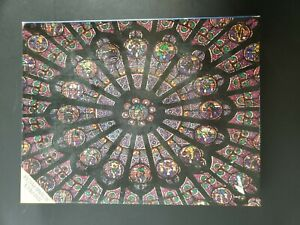 A Window To Heaven Jigsaw Puzzle 550 Pieces 18 x 24 Stained Glass Window