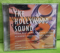 The Hollywood Sound by John Williams (Film Composer) CD, Feb-1997 New Sealed
