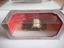Exem Austin Healey MK 1 Frogeye 1958 Closed top in Black on 1:43 in Box