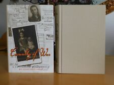 Casualty of War: A Childhood Remembered, SIGNED Luisa Lang Owen, Hardcover/DJ