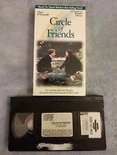 Circle of Friends (1995) -VHS Tape-Drama / Romance-Chris O'Donnell-Minnie Driver