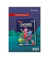 """Sabine Reichel """"Literaturprojekt zu """"""""Die Struppse - Gefahr im Sausewald"""""""""""""""