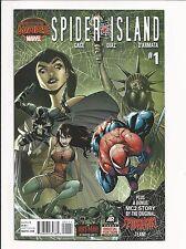SPIDER ISLAND # 1 (SECRET WARS, SEPT 2015), NM NEW
