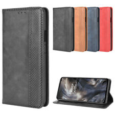 OnePlus Nord 8 7T 7 6 6T Pro Magnetic Slim Stand Flip Leather Card Wallet Case
