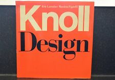 First Edition Of Knoll Design by Eric Larrabee and Massimo Vignelli
