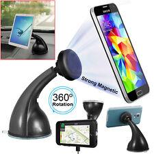 360 ° en coche Dashboard Soporte Magnético De Montaje Del Parabrisas Para Gps PDA Soporte De Montaje