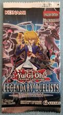 Yu-Gi-Oh LEGENDARY DUELISTS LITE EDITION 1st Edition Booster Pack! Rare! TCG