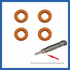 Mercedes C220 CDI Bosch Common Rail Diesel Injector Seal / Washers x 4