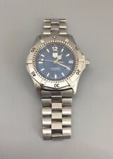 Men's Tag Heuer WK2117-0 Stainless Steel Automatic Wristwatch