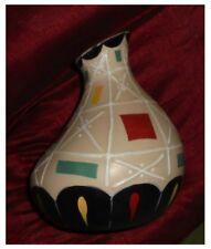 Brentleigh Ware - Tora - Gourd Shaped Vase 1950's -  rarer beige coloured