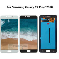 OLED For Samsung Galaxy C7 Pro C7010 F C7018 LCD Display TouchScreen Digitizer A
