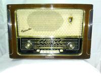 telefunken operette 7 röhrenradio radio antigua vintage valvula antik