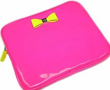 Jessica Simpson iPad Case BELLE Pink/Citrus, MSRP $48.00