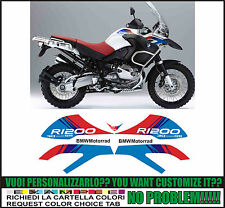 kit adesivi stickers compatibili r 1200 gs 30 anniversary edition pack adventure