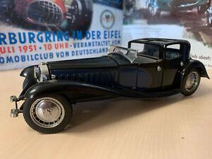 """Modellauto """"Bugatti Royale Coupe Napoleon"""" 1930 Franklin Mint """"Precision Models"""""""