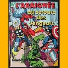 L'ARAIGNÉE AU SECOURS DES VENGEURS Jim Starlin 1984