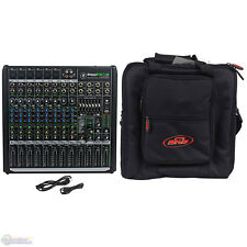 Mackie PROFX12V2 12-Channel Compact Mixer W/USB and Effects