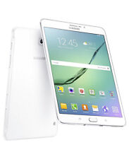 "Genuine Samsung Galaxy S2 T715 8"" Tablette 32 Go Wifi +4G/LTE débloquer 8MP Cam Blanc"
