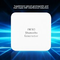 7.83HZ Schumann Wave Generator Ultra-low Frequency Pulse Generator+Power Adapter