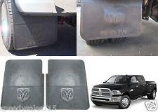 OEM Mopar Rear Heavy Duty Mud Flaps For Dodge RAM Dually New Free Shipping