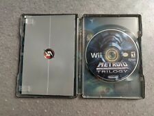 Metroid Prime Trilogy: Collector's Edition (Nntendo Wii, 2009)