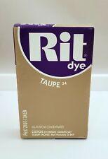 Rit Dye Powder, Taupe 1 /18 oz
