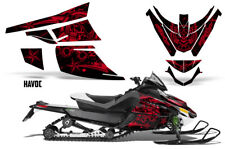 Arctic Cat F-Series Z1 Turbo Decal Graphics Kit Sled Snowmobile Wrap 06-12 HVC R