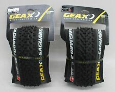 "GEAX 56-622 Saguaro 29"" 29x2.2 TNT Anthracite MTB All Mountain Bike Tyres 2x NEW"
