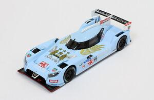 Nissan le Mans Nismo #23 Mancherster City Édition 2015 1:43 Model Premiumx