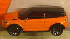 New listing Matchbox Range Rover Evoque orange #27 2016
