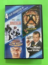 4 Film Favorites: Classic Comedy (Dvd, 2-Disc Set)
