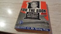 1954 Sporting News One For the Book -  Roy Campanella - Brooklyn Dodgers Cover
