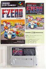 F-ZERO Nintendo Super Famicom SFC SNES Japan