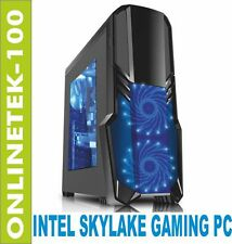 INTEL SKYLAKE i7 Quad 6700k PC 8GB DDR4 1TB USB 3.1 Fast Desktop Computer