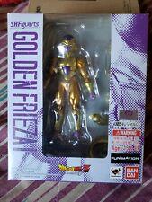 "Resurrection F/"" Figure Tamashii Nations S.H.Figuarts Golden Frieza /""DBZ"