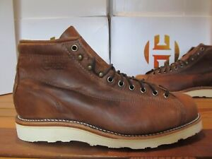"""Chippewa 6"""" Roofer Work Boot Cuero Brentwood Lace to Toe 10EE 1901A99 Heritage"""