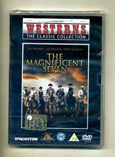 THE MAGNIFICENT SEVEN - WESTERNS COLLECTION # De Agostini UK DVD-Video 2008