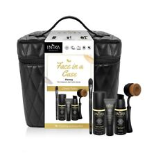 New Inika Face In A Case Honey Limited Edition Certified Organic Makeup